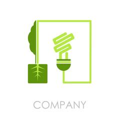Logo renewable energy # Vector