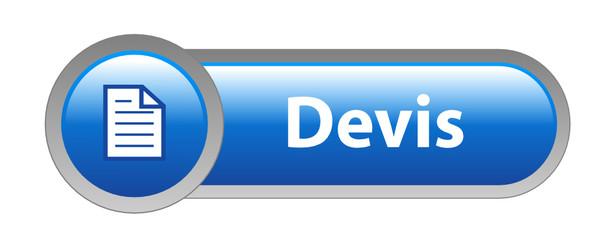 """Bouton Web """"DEVIS"""" (prix service clients vente en ligne gratuit)"""