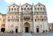 Il Duomo e la Piazza di Ferrara - Ferrara - Italia
