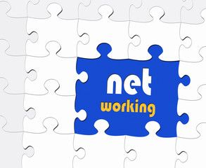 Networking - Business Concept