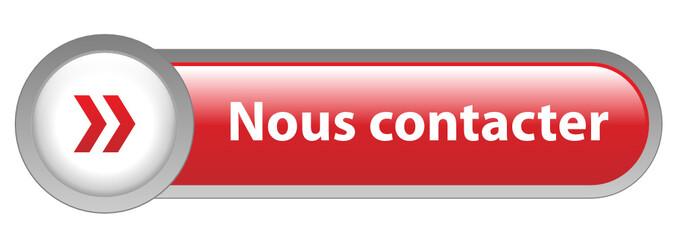 Bouton Web NOUS CONTACTER (contact service clients coordonnées)
