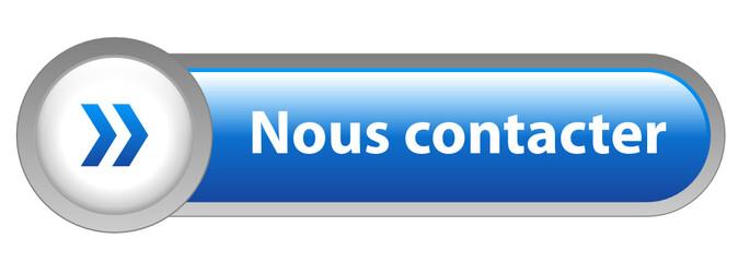Bouton Web NOUS CONTACTER (contact coordonnées service clients)