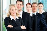 Business - Berater Team in einem Büro