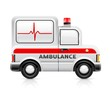 ambulance car vector
