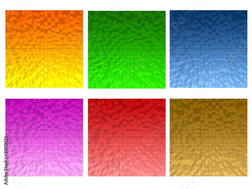 3D  Color Background © photosthai