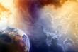 Leinwandbild Motiv Armageddon