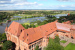 Poland - Malbork castle, UNESCO World Heritage Site