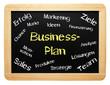 Business Plan - Konzept Geschäft und Erfolg