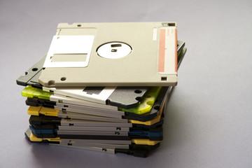 old disk