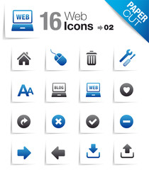 Paper Cut - web icons 02