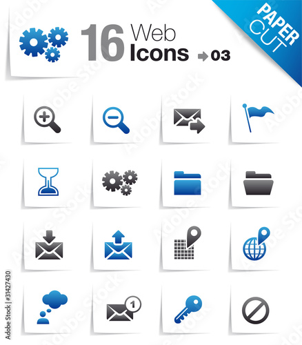 Paper Cut - web icons 03