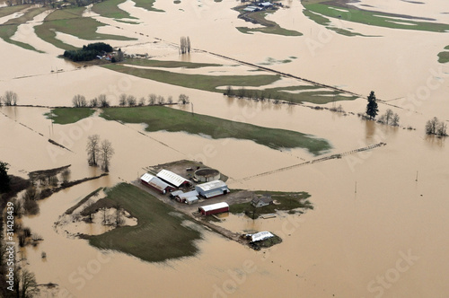Washington State Flood - 31428439