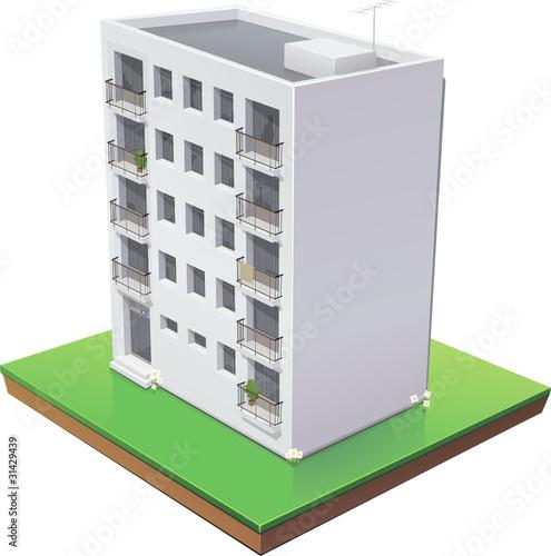 Immeuble (détouré)