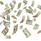 US Dollars falling - 31431294