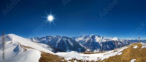 Fototapeten,winter,frühling,landschaft,alm