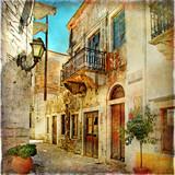 Grecka ulica – pictorial