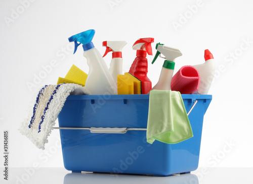 Reinigungsmittel Eimer - 31436815