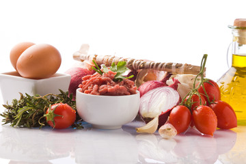 Ingredienti per Ragù