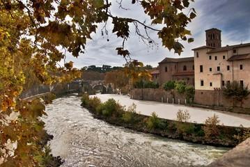 Isola Tiberina - Rome