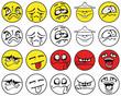 Smileys 8