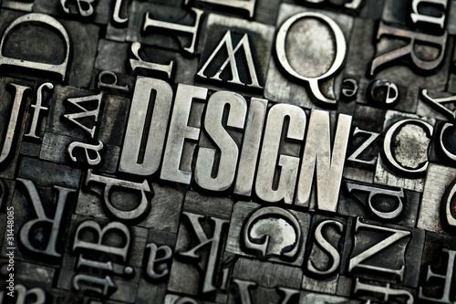 Leinwandbild Motiv design