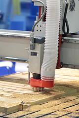 Woodworker machine