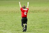 Fototapety Soccer Victory
