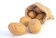 Kartoffeln zum verkaufen