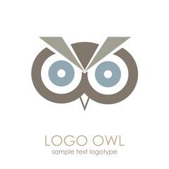 Logo Owl # Vector