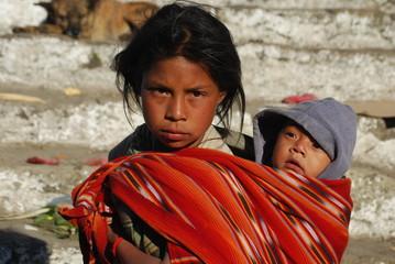 Enfants du Guatemala