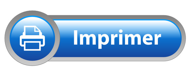 Bouton Web IMPRIMER (imprimante impression document outil laser)