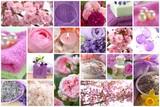 Fototapety Flowers and wellness