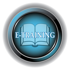 E-TRAINING ICON