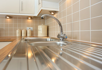 New Stainless Steel Kitchen Sink