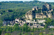Château de Beynac et Cazenac