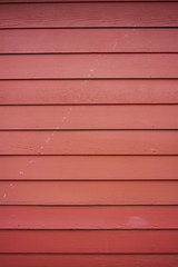 Red Siding Wood Texture