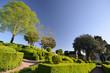 Dans les jardins de Marqueyssac