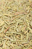 Dried Rosemary Close-up