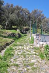 strada romana varazze