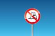 Verbot Für Flurförderzeuge verboten