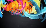 Fototapete Abstrakt - Abbildung - Form