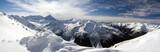 Fototapeta zima - śnieg - Góry