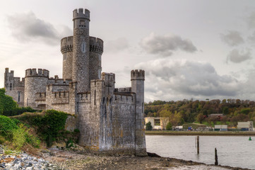 Blackrock Castle and observarory in Cork - Ireland