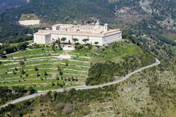 Monastero di montecasssino e cimitero polacco