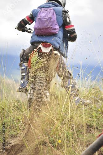 motos de enduro