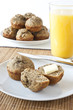 Banana Muffin Breakfast