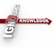 Ignorance vs Knowledge - Education Wins