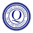 made in germany seal of quality