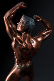 statuette body-builder 13