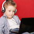 Musik hören am Computer